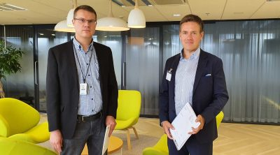 Antti Ala-Fossi ja Tomi Alakoski